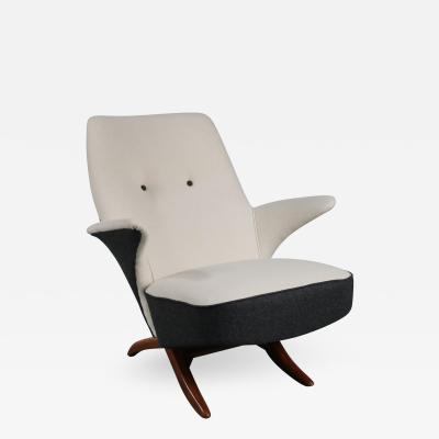 Theo Ruth Penguin Chair by Theo Ruth for Artifort 1957