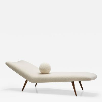 Theo Ruth Theo Ruth Daybed for Eugen Schmidt Soloform The Netherlands 1947