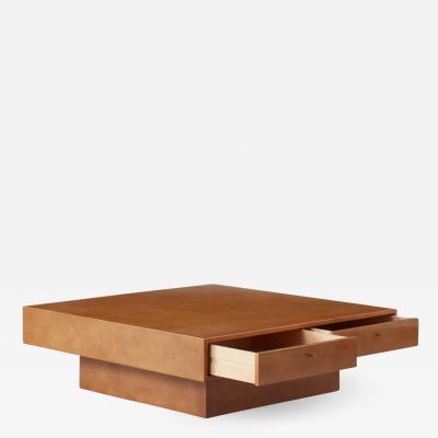 Theo Schulmann Theo Schulmann coffee table France c 1970