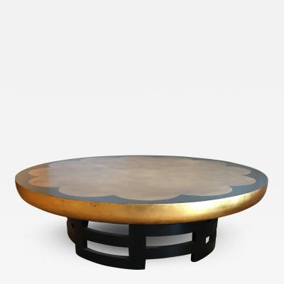 Theodore Muller Isabelle Barringer Lotus Coffee Table by Muller and Barringer for Kittinger