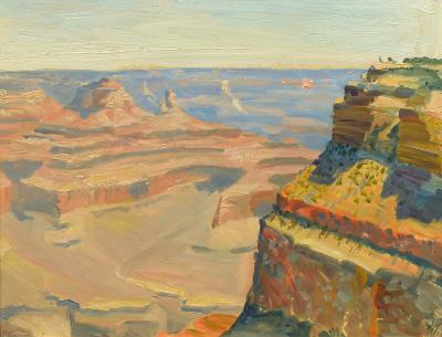 Theodore N Lukits Grand Canyon
