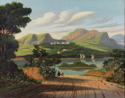 Folk Art Landscapes