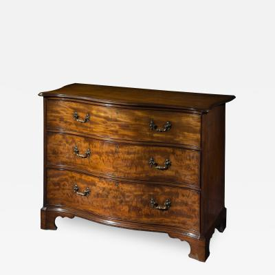 Thomas Chippendale George III Chippendale Chest of Drawers