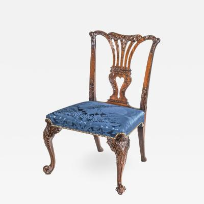 Thomas Chippendale Important Chippendale Chair