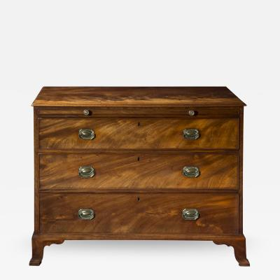 Thomas Chippendale Junior George III Chest of Drawers attributed to Thomas Chippendale Junior