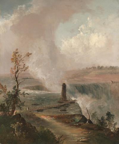 Thomas Doughty View of Niagara Falls