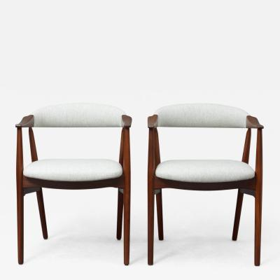 Thomas Harlev TWO FARSTRUP CHAIRS BY THOMAS HARLEV