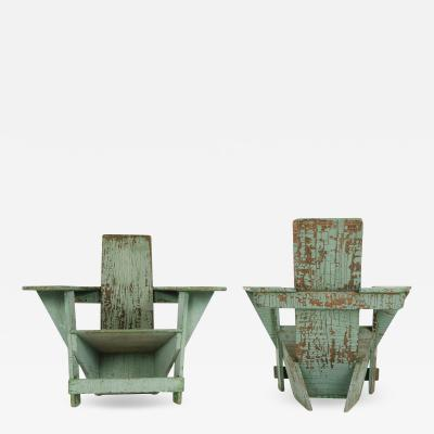 Thomas Lee THOMAS LEE PAIR OF LOUNGE CHAIRS