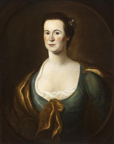 Thomas McIlworth Portrait of Euphemia Beekman