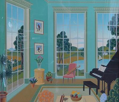 Thomas McKnight Stockbridge by Thomas McKnight