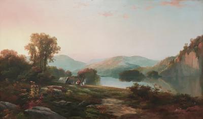Thomas Moran Lake Winnipisaukee