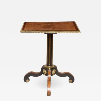 Thomas Parker English Regency Table in the Manner of Thomas Parker