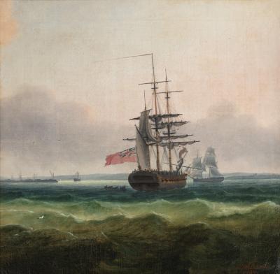 Thomas Whitcombe Flora