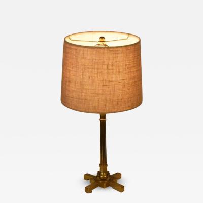 Thorvald Bindesboll Thorvald Bindesb ll Arts Craft Brass Table Lamp