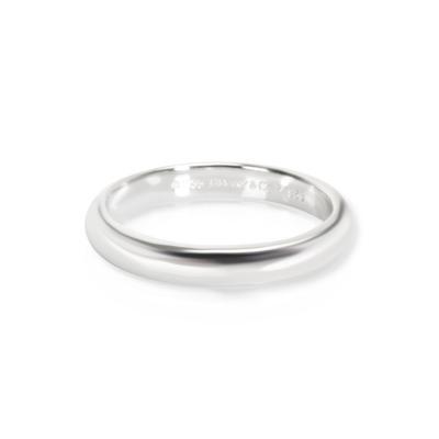 Tiffany Co Classic 3mm Wedding Band in Platinum