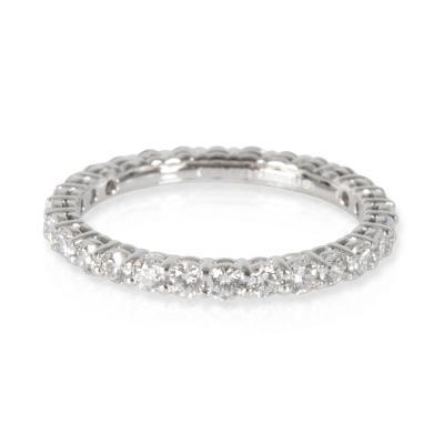 Tiffany Co Embrace Diamond Eternity Band in Platinum 0 85 CTW
