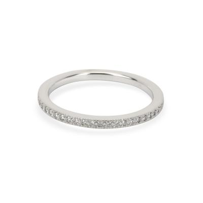 Tiffany Co Lucida Diamond Eternity Band in Platinum 0 20 CTW