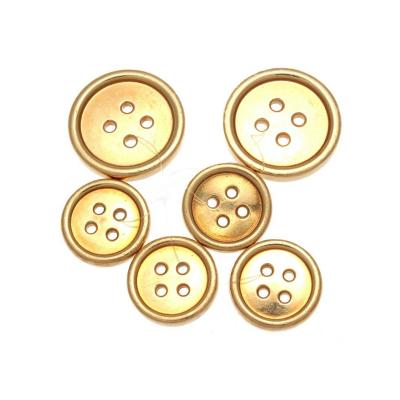 Tiffany Gold Buttons