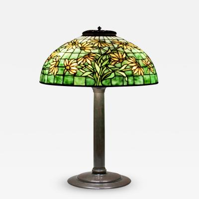 Tiffany Studios Black Eyed Susan Table Lamp