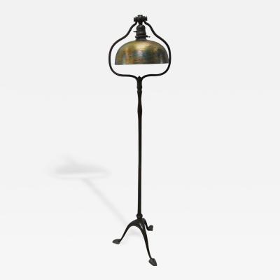 Tiffany Studios Charming Tiffany Studios Floor Lamp