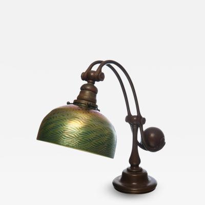 Tiffany Studios Counter Balance Desk Lamp