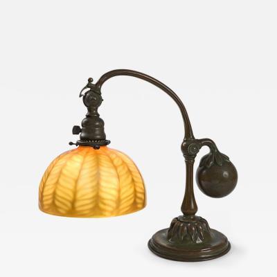 Tiffany Studios Counter Balance Tiffany Desk Lamp