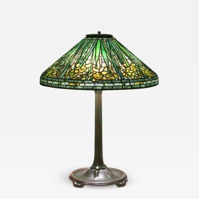 Tiffany Studios Daffodil Table Lamp