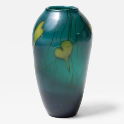 Tiffany Studios Early Decorated Vase