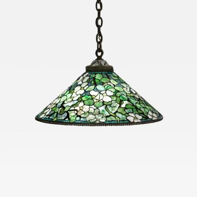 Tiffany Studios Hanging Dogwood Shade