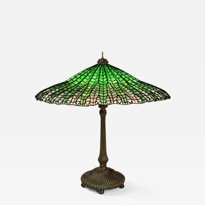 Tiffany Studios Mandarin Tiffany Lamp