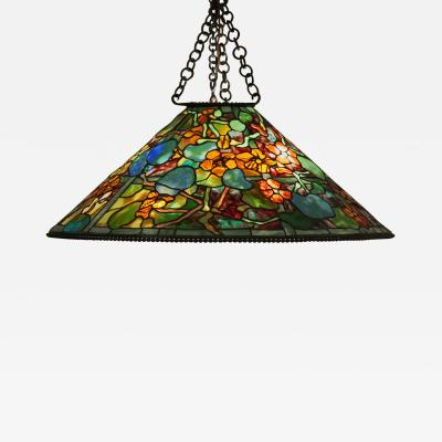 Tiffany Studios Nasturtium Hanger