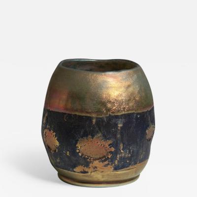 Tiffany Studios Rare Lava Vase