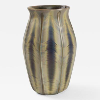 Tiffany Studios Tiffany Studios Agate Vase