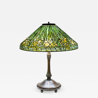 Tiffany Studios Tiffany Studios Daffodil Lamp