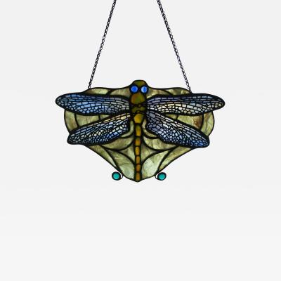 Tiffany Studios Tiffany Studios Dragonfly Lamp Screen