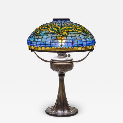 Tiffany Studios Tiffany Studios Early Tyler Lamp