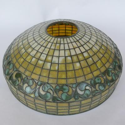 Tiffany Studios Tiffany Studios Lemon Leaf Table Lamp