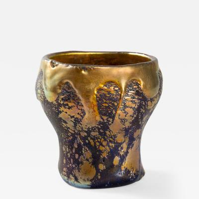 Tiffany Studios Tiffany Studios New York American Lava Vase