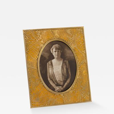 Tiffany Studios Tiffany Studios Pine Needle Picture Frame