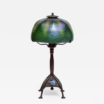 Tiffany Studios Turtle Back Desk Lamp