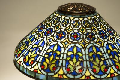Tiffany Studios Venetian Desk Lamp
