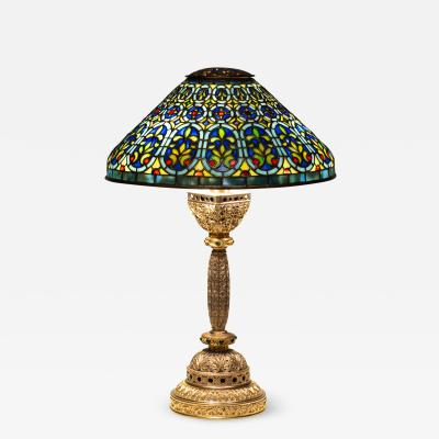 Tiffany Studios Venetian Desk Lamp