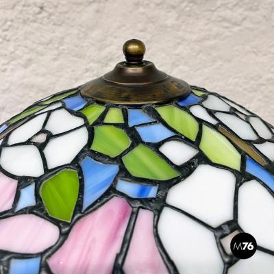 Tiffany table lamp 1960s