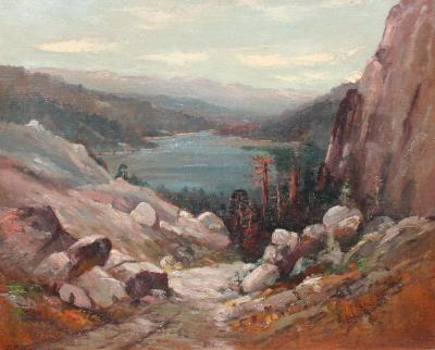 Tilden Daken Donner Lake