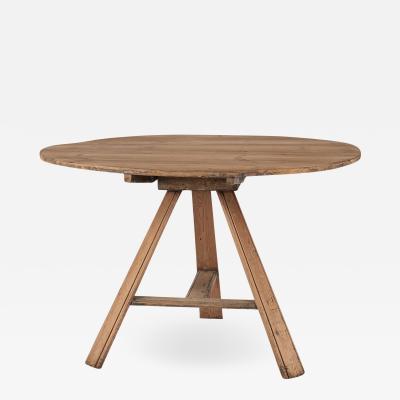 Tilt Top Dutch Side Table