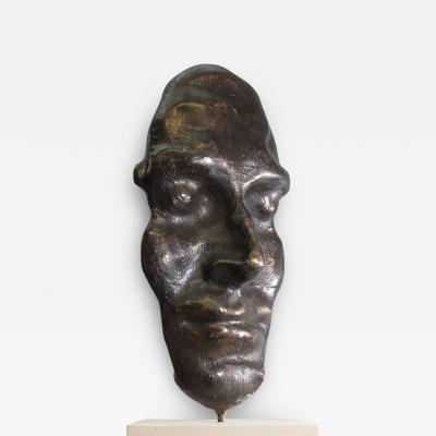 Tim Rawlins Witness Unique Bronze Sculpture