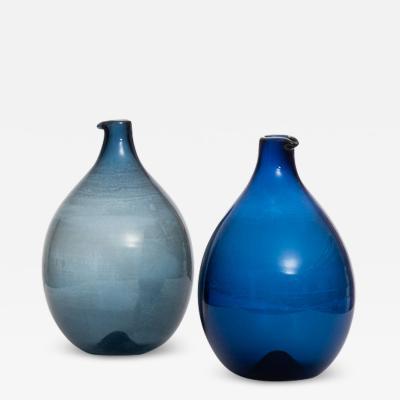 Timo Sarpaneva Timo Sarpaneva Glass Vases