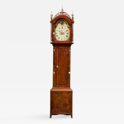 Timothy Chandler Colonel Timothy Chandler Tall Case Clock