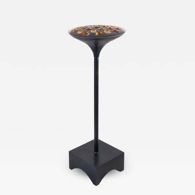 Tinatin Kilaberidze Bronze Floor lamp by Tinatin Kilaberidze