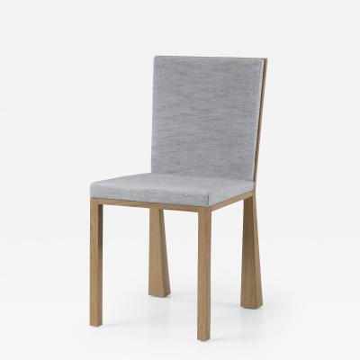 Tinatin Kilaberidze Dining or Side chair in OAK by Tinatin Kilaberidze